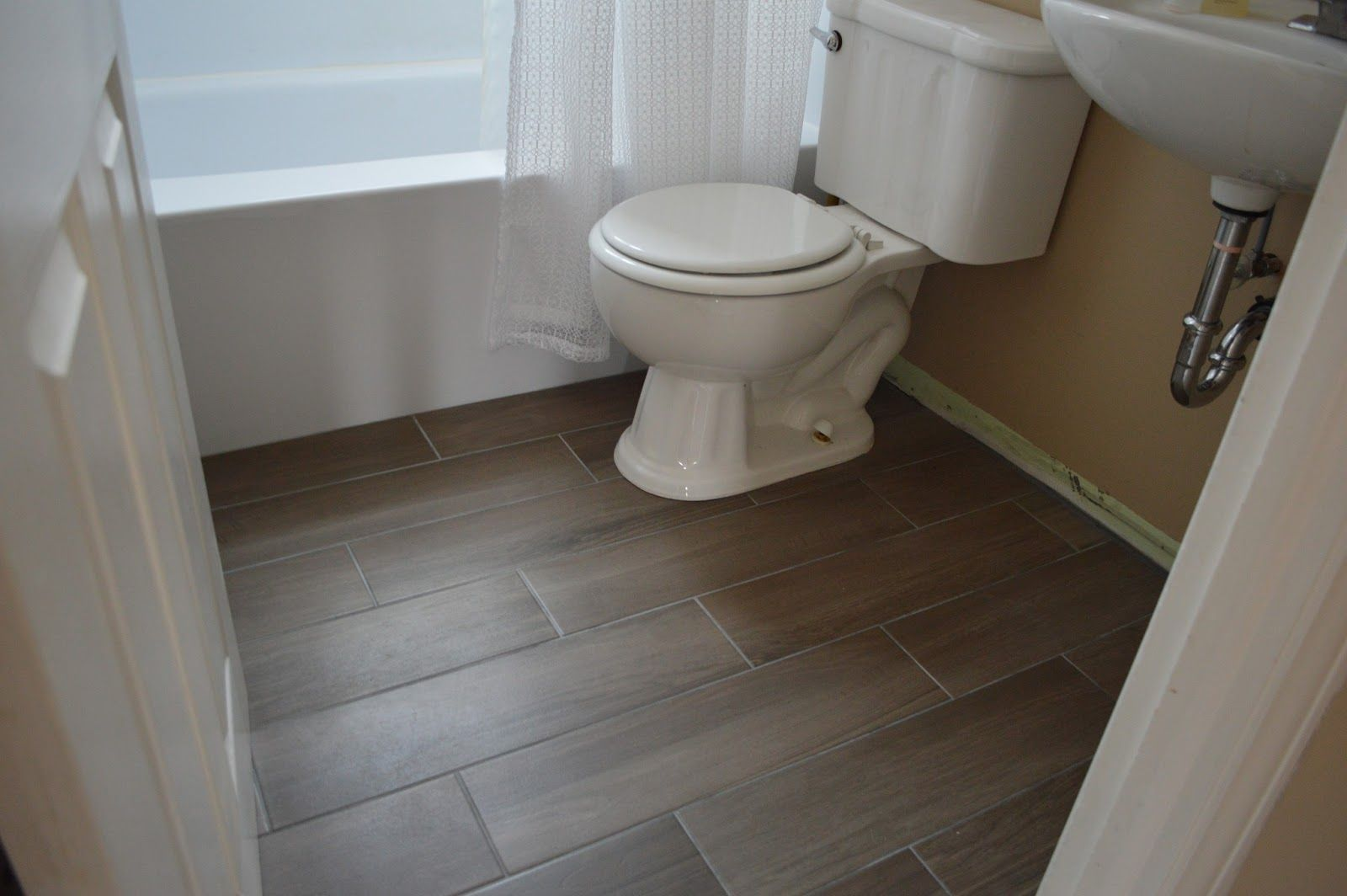 Found another nice picture about Bathroom Tile Flooring check this ...