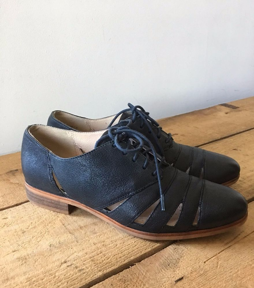 Clarks Standard Width (D) Lace-up Casual Shoes for Women | eBay. Ballet  ShoesLeather ...