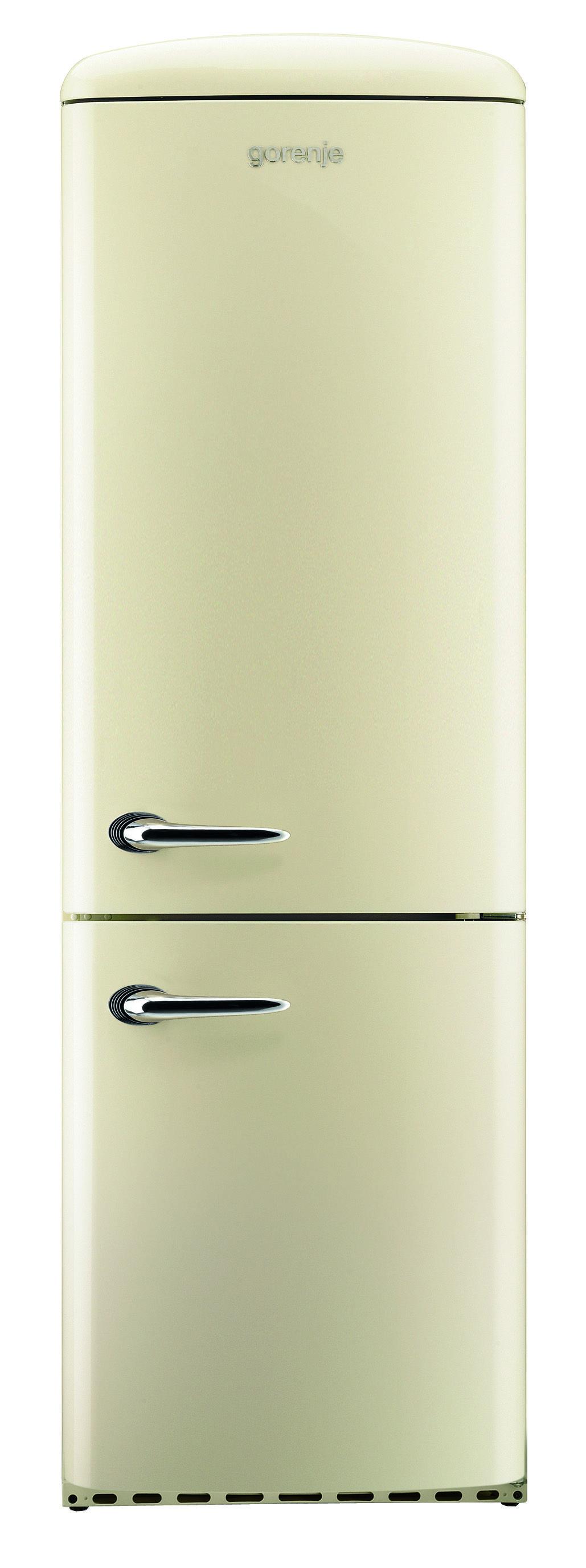 Gorenje Retro Freestanding Fridge Freezer Freestanding Fridge Retro Fridge Dining Room Updates