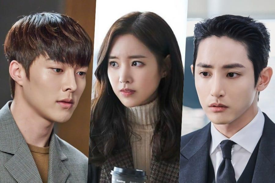 """How Jang Ki Yong And Lee Soo Hyuk Show Affection For Jin Se Yeon In Different Ways In """"Born Again"""""""