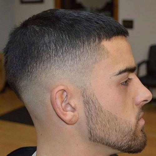 Caesar haircut styles high fade haircuts and haircut style short caesar cut with high fade solutioingenieria Choice Image