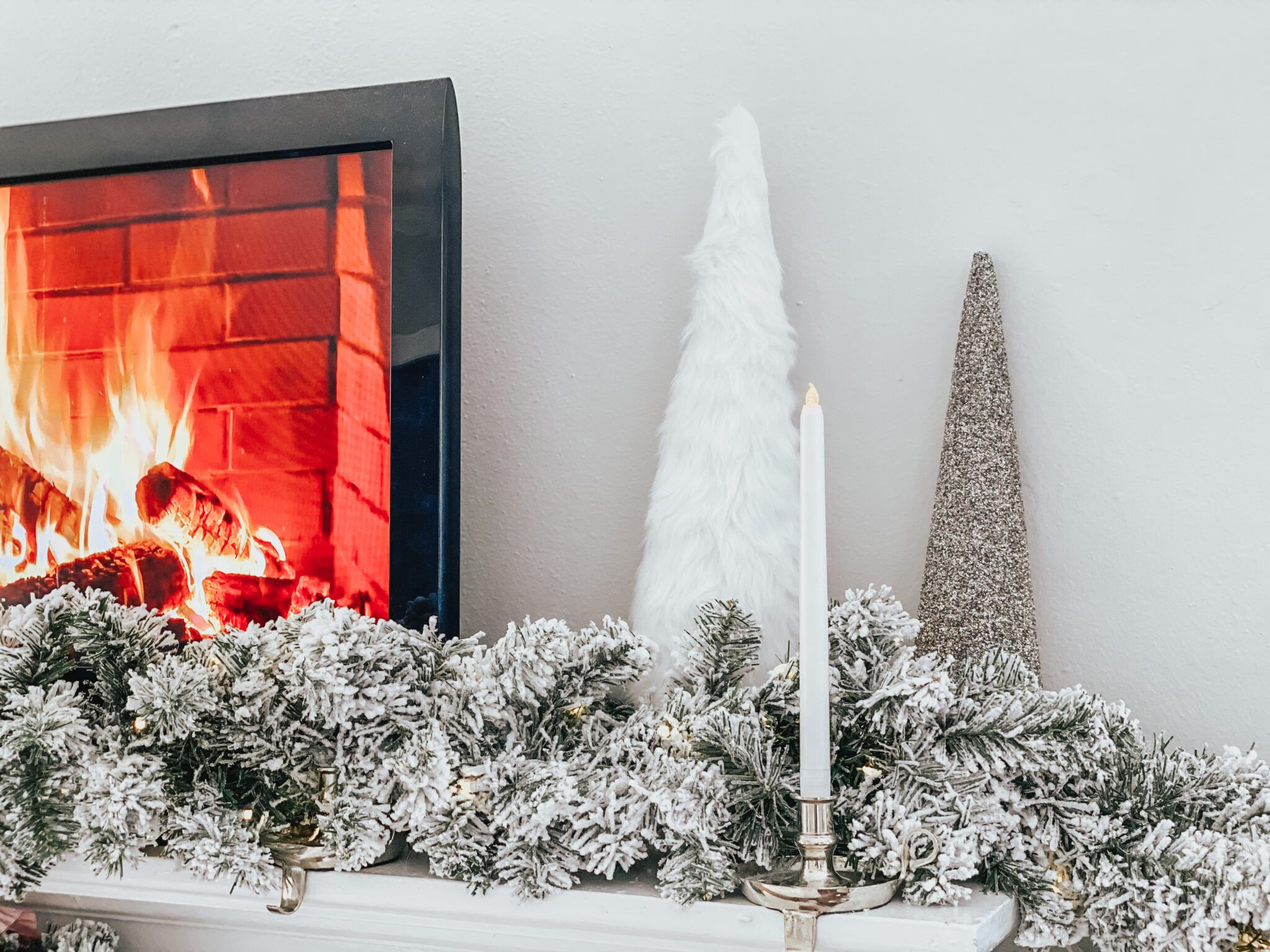 My Holiday Home Decor Tour + Video Holiday home decor