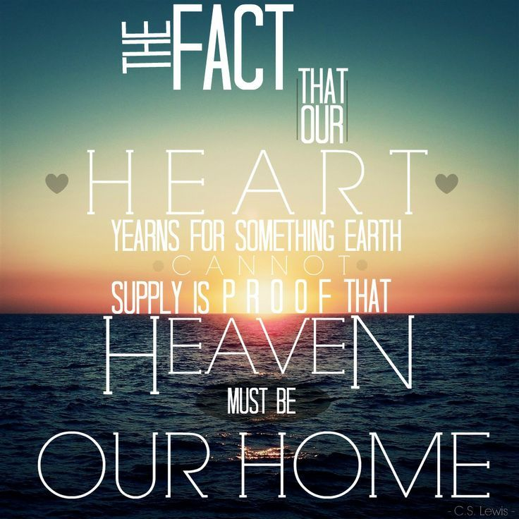 Image result for heaven our real home