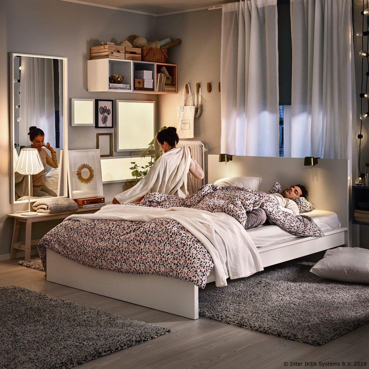 Scandinavian Interiors Ikea Interior Scandinavian Design Bedroom Bedroom Interior