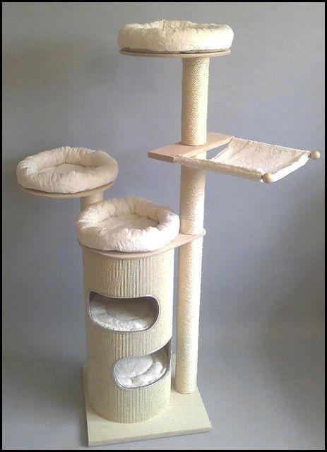 arbre a chat katze