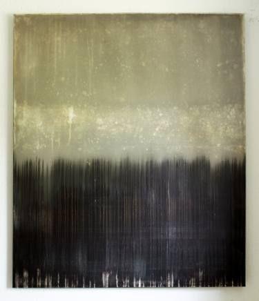 "Saatchi Art Artist Christian Hetzel; Painting, ""grey black"" #art"