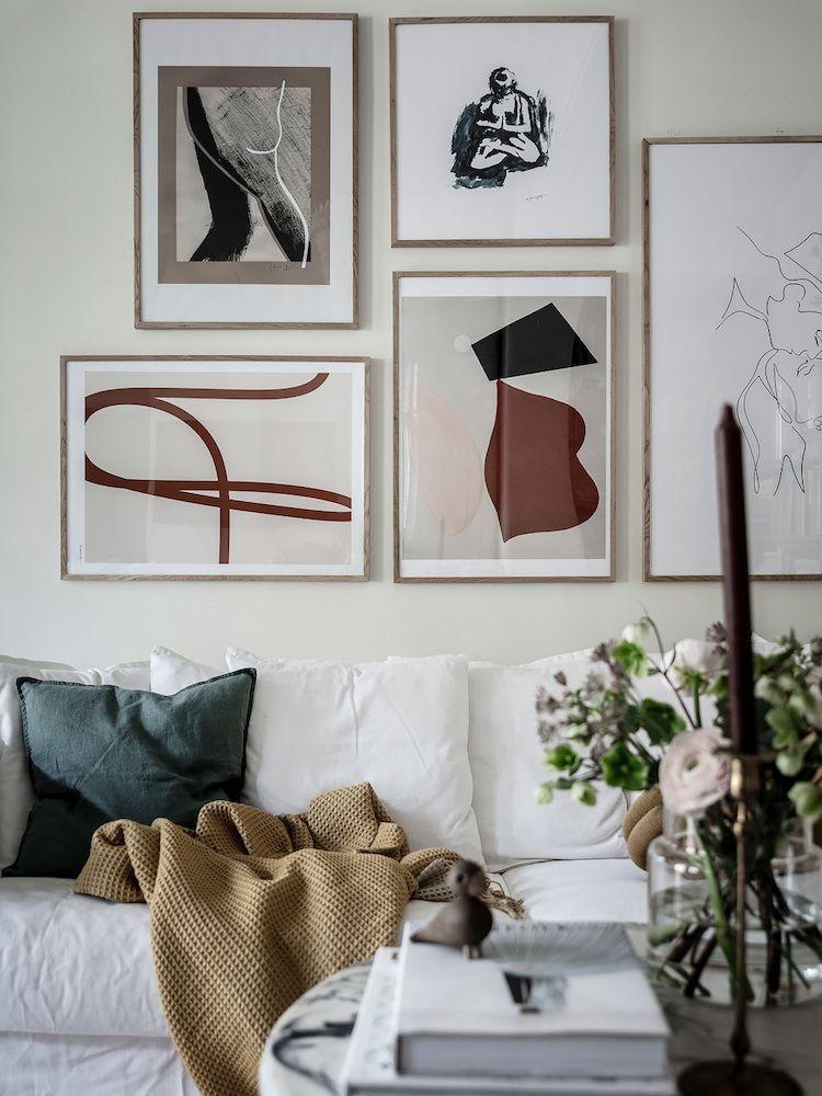 Déco En 2019 Salon Pinterest Living Room Interior Et Gallery Wall
