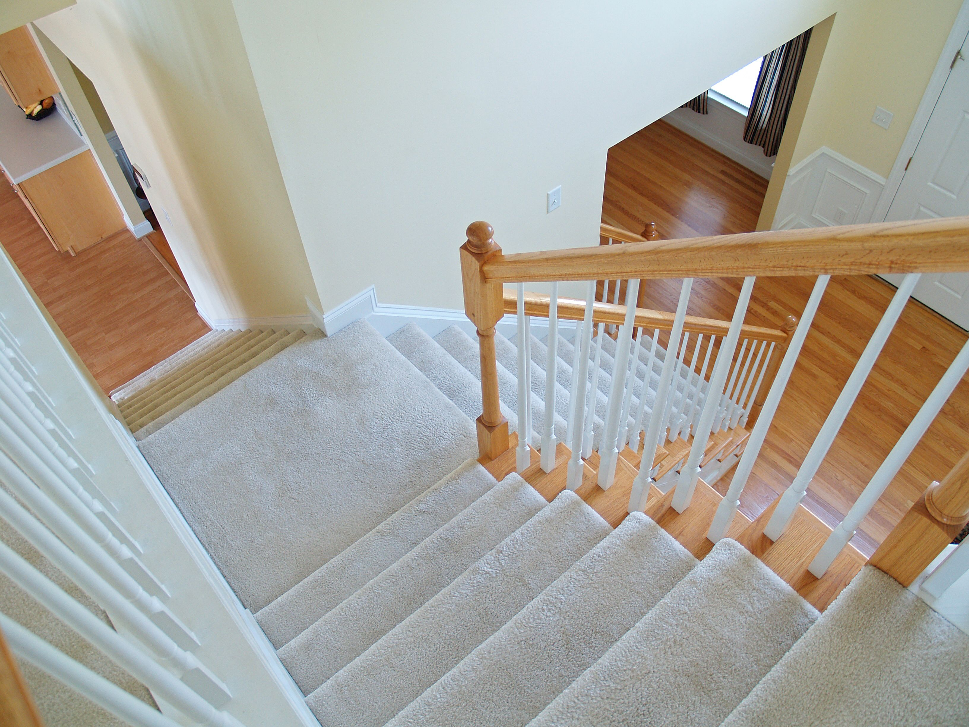 Best Carpet Vs Hardwood Stairs Which Would Increase My Resale 640 x 480