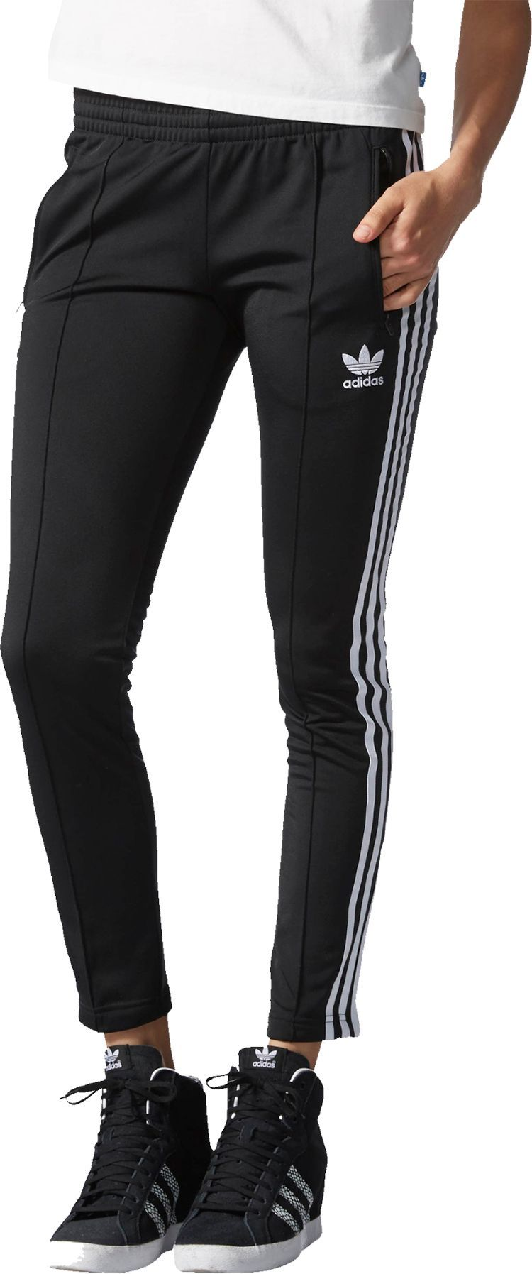 ff1e12684 adidas Originals Women's Supergirl Track Pants in 2019   Products ...