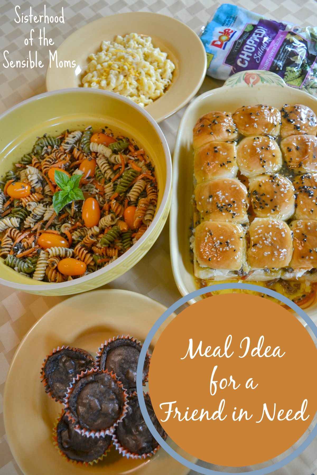 Meal Idea For A Friend In Need Meal Train Recipes Meals