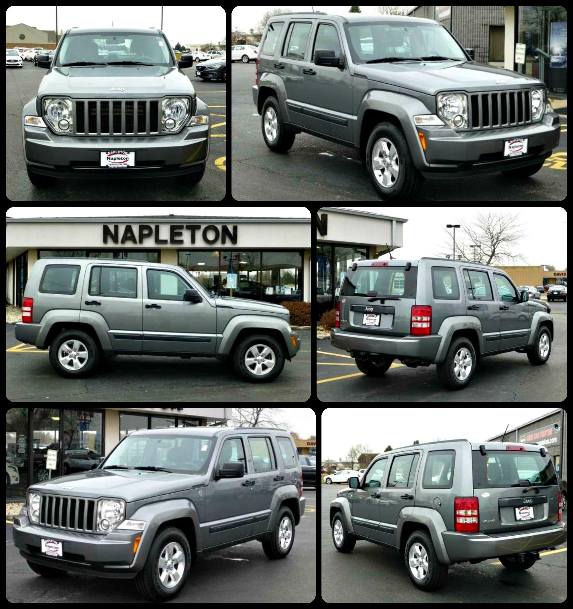 Explore Jeep Liberty, Fora Da Estrada E Muito Mais!