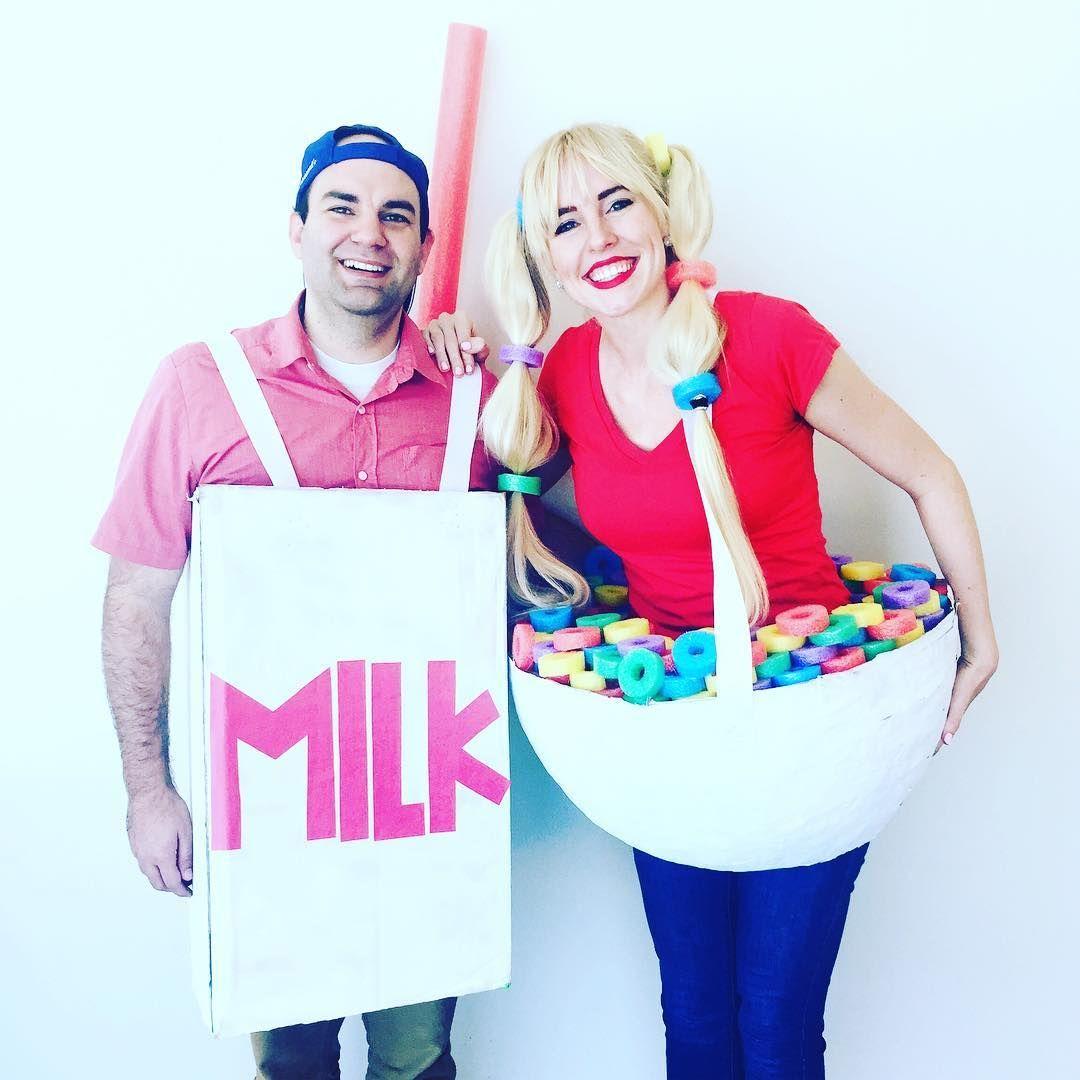 Halloween Costumes 2019 Adults.Oreo Cookies Halloween Food Halloween Costumes Couple Halloween