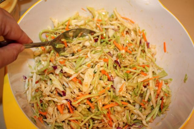 Asian Slaw Recipe With Ramen Noodles