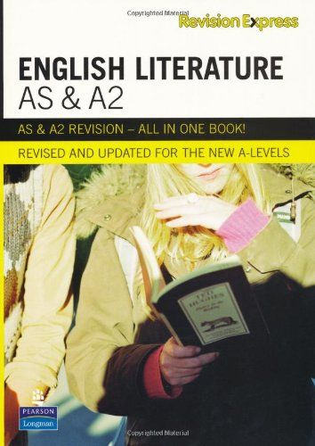 Revision Express As And A2 English Literature Direct To Https