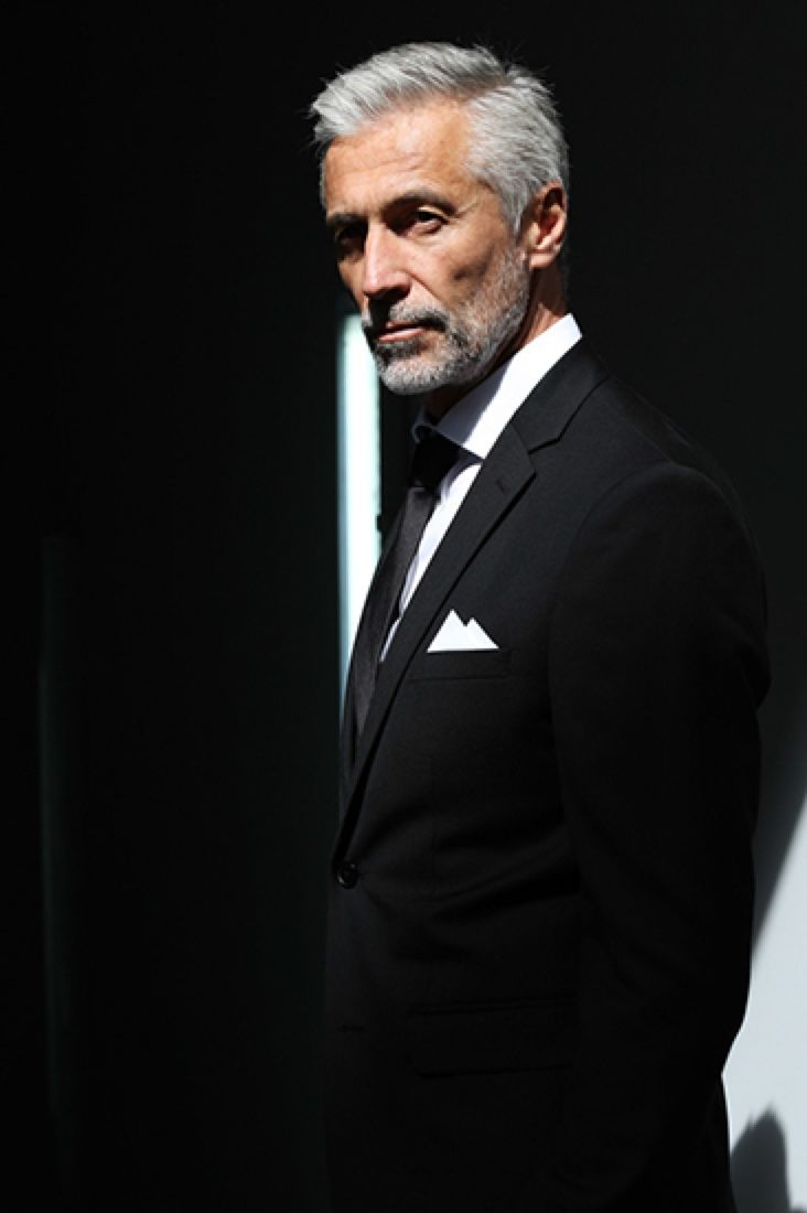 9073244b010b A Salute to Handsome Older Men with a Touch of Silver.... All images have  been found on the Internet.
