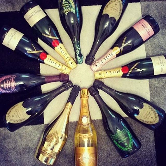 It's good to have options   photo by @kingdomperignon  