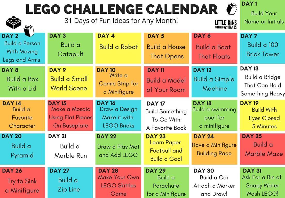 Image result for lego challenge