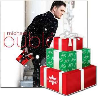 Must have... | Michael buble christmas, Michael buble ...