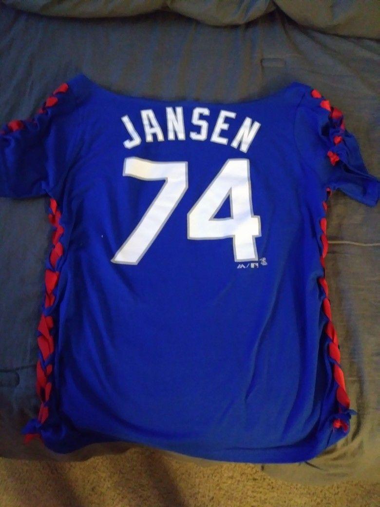 new arrivals dc8c8 6e762 Kenley Jansen shirt | Los Angeles Dodgers | Los angeles ...