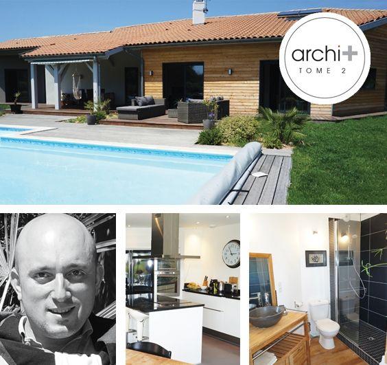 Renovation D Une Maison Des Annees 80 Architecte Architecture Concept Archiplus Maison Renovation Maison Architecture