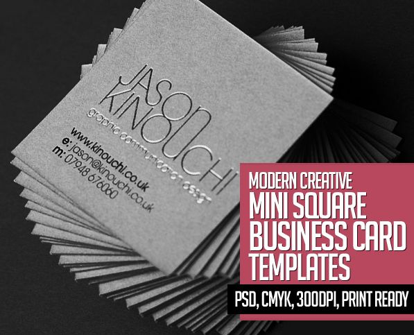 22 mini square business card psd templates design mock up mini square business cards are creative and cost effective innovation small square business cards are custom shape and professionally design business cards reheart Images