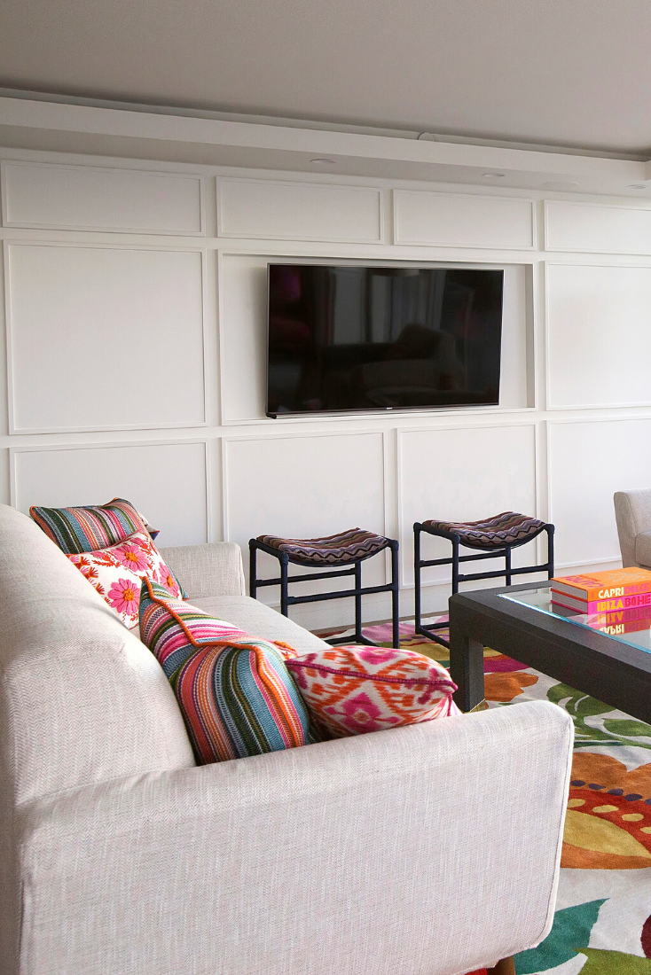 18 Comfortable Family Room Design Ideas Homes Tre Popular Interior Design Stylish Living Room Living Room Setup
