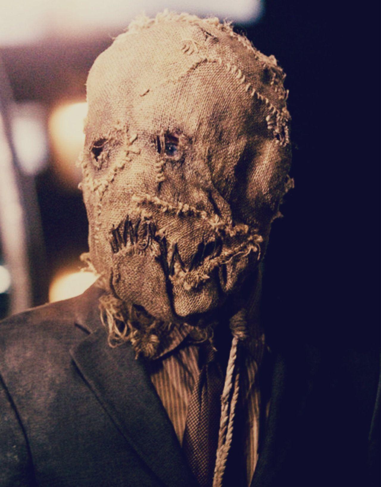 Scarecrow. The Dark Knight #Batman | #Style | Scarecrow ...
