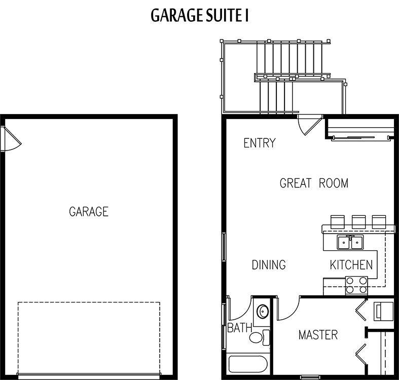 Edmonton Garage Suite Builder Garage Apartment Plans – Garage Apt Plans