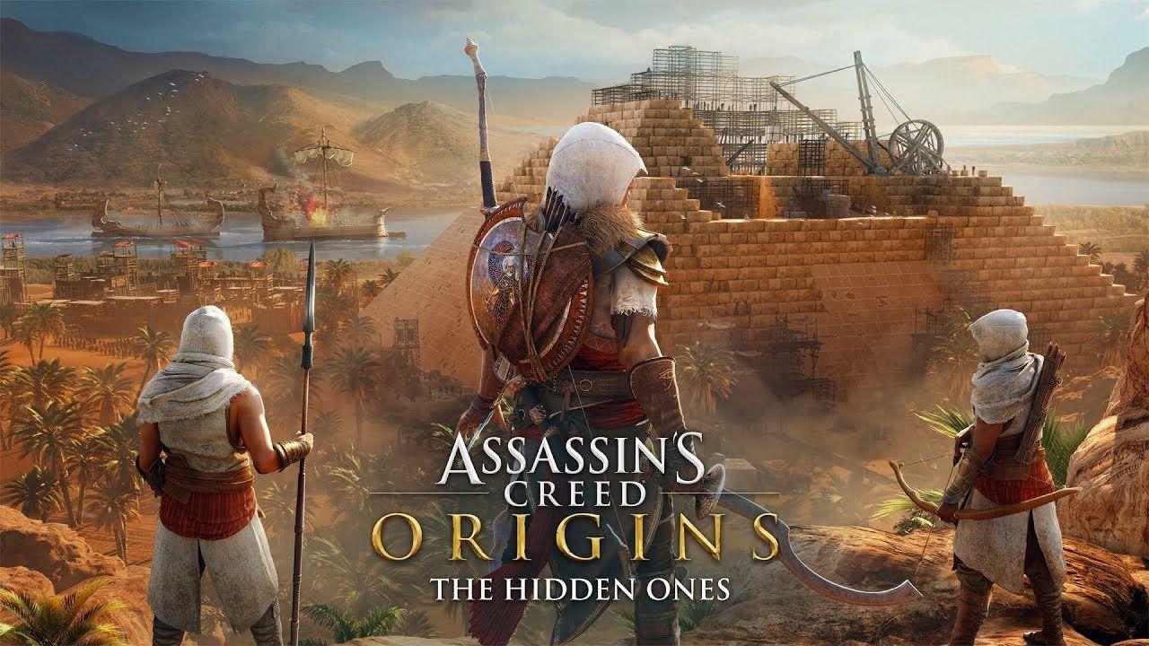 Assassins Creed Origins Ps4 Vs Ps4 Pro Graphics Comparision