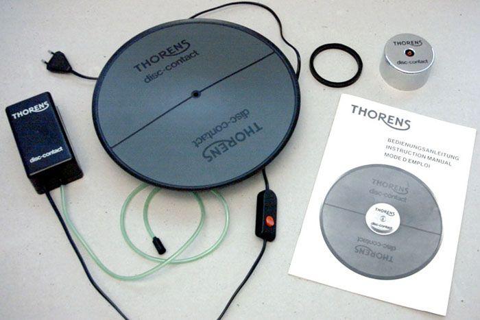 Thorens Disc Contact Thorens Electronics Record