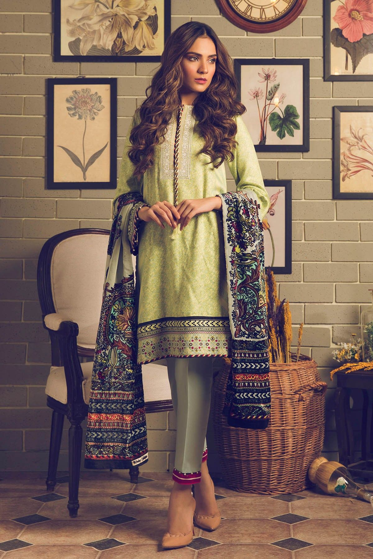 Warda spring summer collection 2016 vol 1 with prices beststylo com - Alkaram Latest Winter Collection 2016 Vol 1 Catalog With Prices Beststylo Com