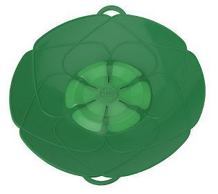 Kuhn Rikon Spill Stopper Silicone Pot Lid - (stops boil over while cooking pasta)