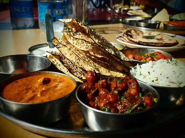 The Celiac's Guide to Northern India | Local cuisine, Food ...