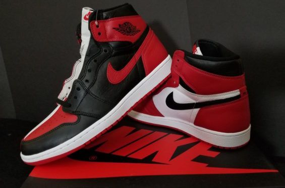 Is The Air Jordan 1 Retro High OG Homage To Home (Chicago Exclusive) A 9dd1921ee
