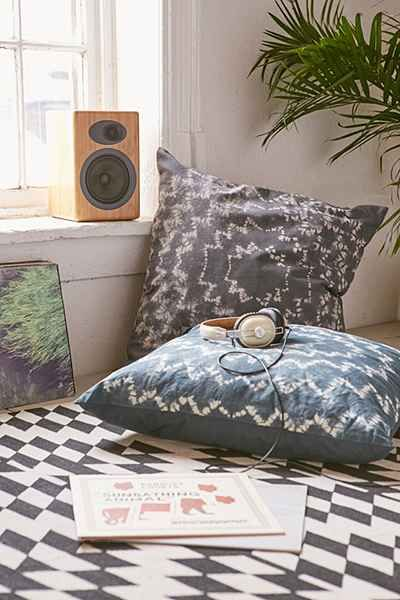 4040 Locust Tyler Radial Dye Oversized Pillow - Urban Outfitters
