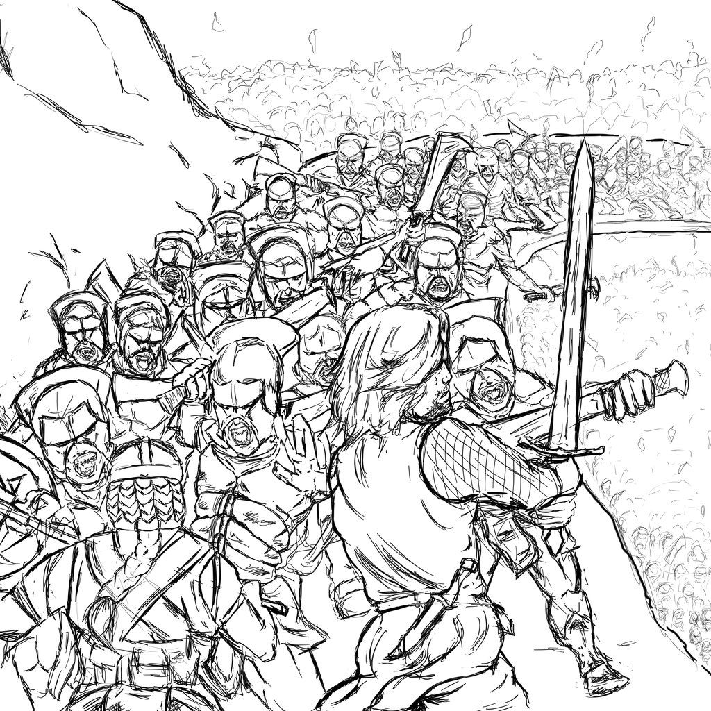 Pin by Nathalie Monio on Coloriage TOLKIEN Pinterest