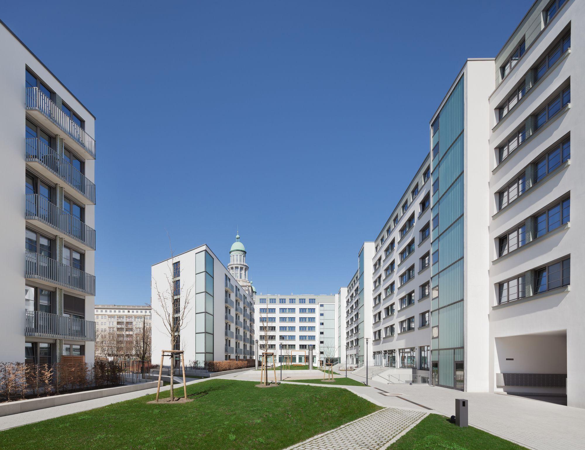 Frankfurter Tor Student Apartments / GBP Architeken ...