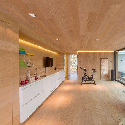 voorbeeld van parket in een keuken parketvloer keuken vloerafwerking wooden floor