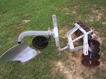 Garden Tractor Plow Disk Diy Projects In 2019 Organic