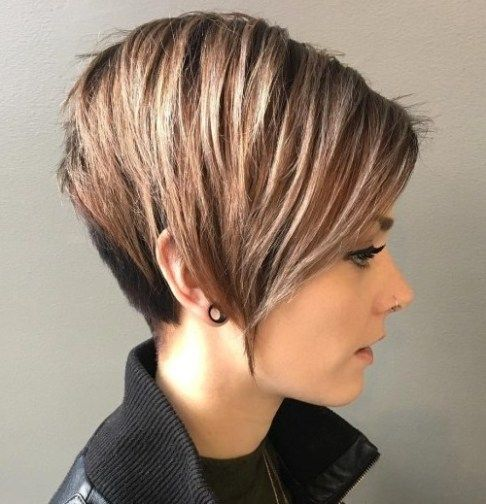 25 Cutest Short Layered Hairstyles for Messy Hair