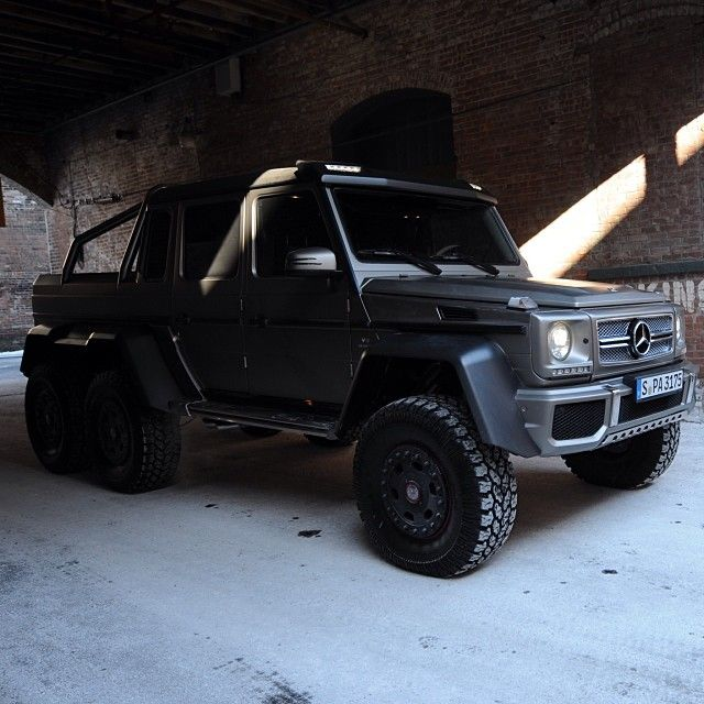 People of Gotham! #g63 #6X6 #mercedes #benz #instacar #amg