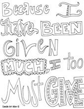 find this pin and more on lettering by hand quote coloring pages - Html Color Sheet