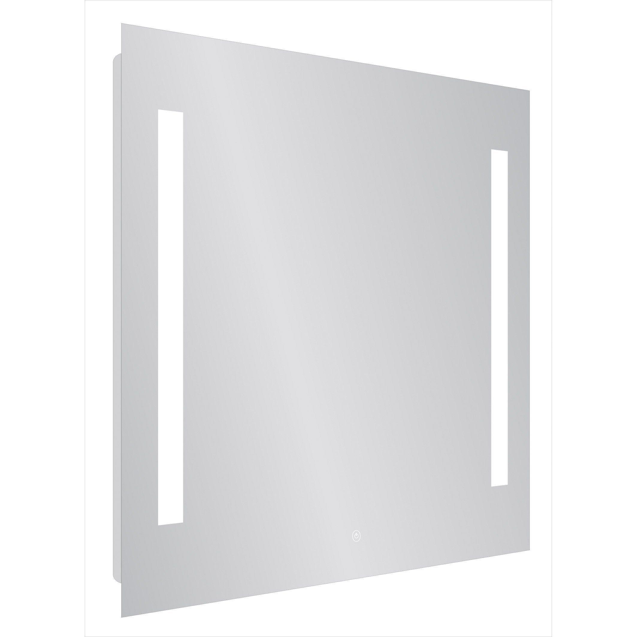 Miroir Lumineux Avec éclairage Intégré L70 X H70 Cm Easy