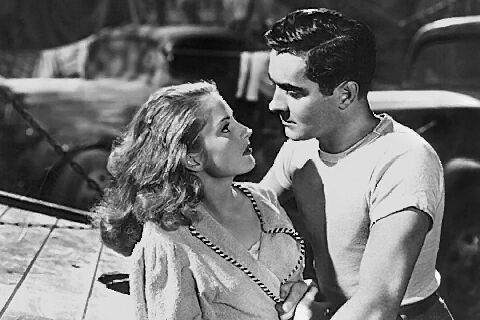 Image result for tyrone power nightmare alley