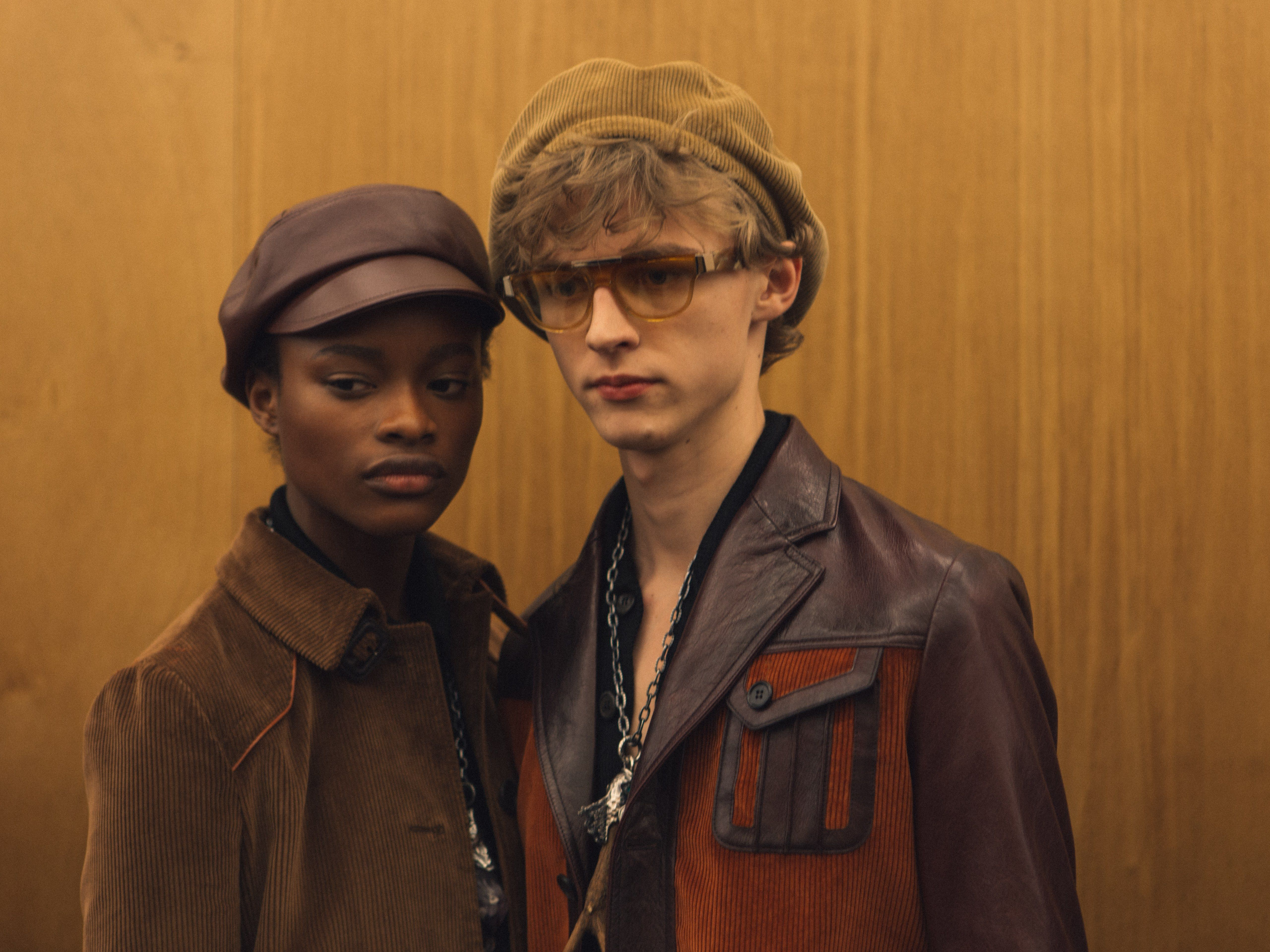 The 70s Are Alive and Well at Etro SS 15 forecast