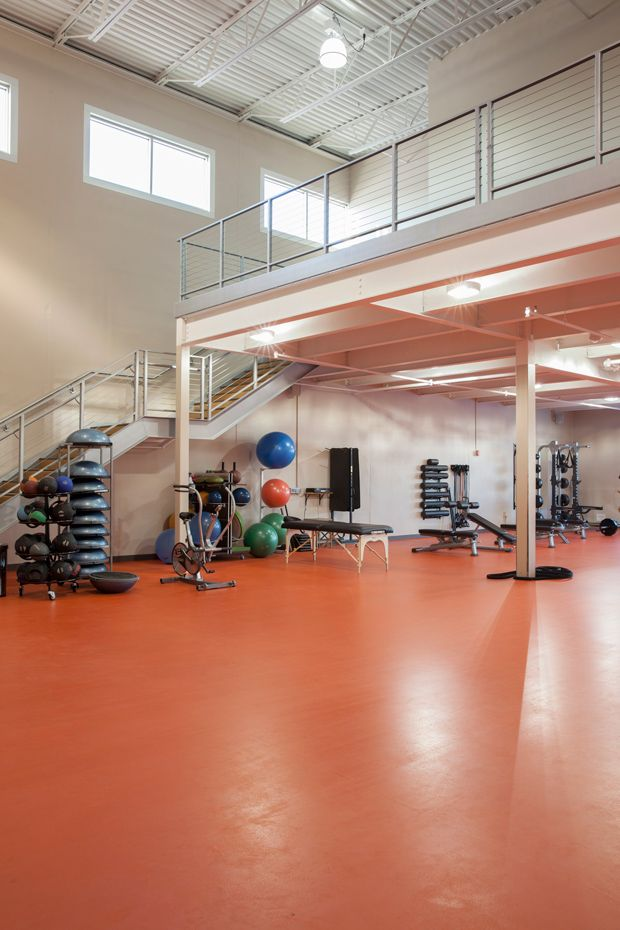 A Group Exercise Studio At The Wisconsin Athletic Club In Menomonee Falls Wisconsin Fitness Studio Athletic Clubs Personal Training Studio