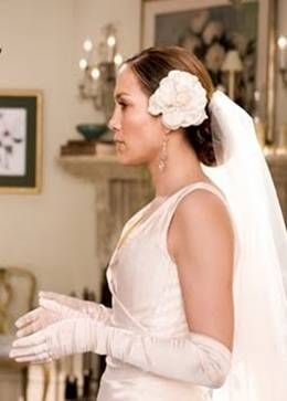 Jennifer Lopez In Monster In Law Movie And Series Weddings