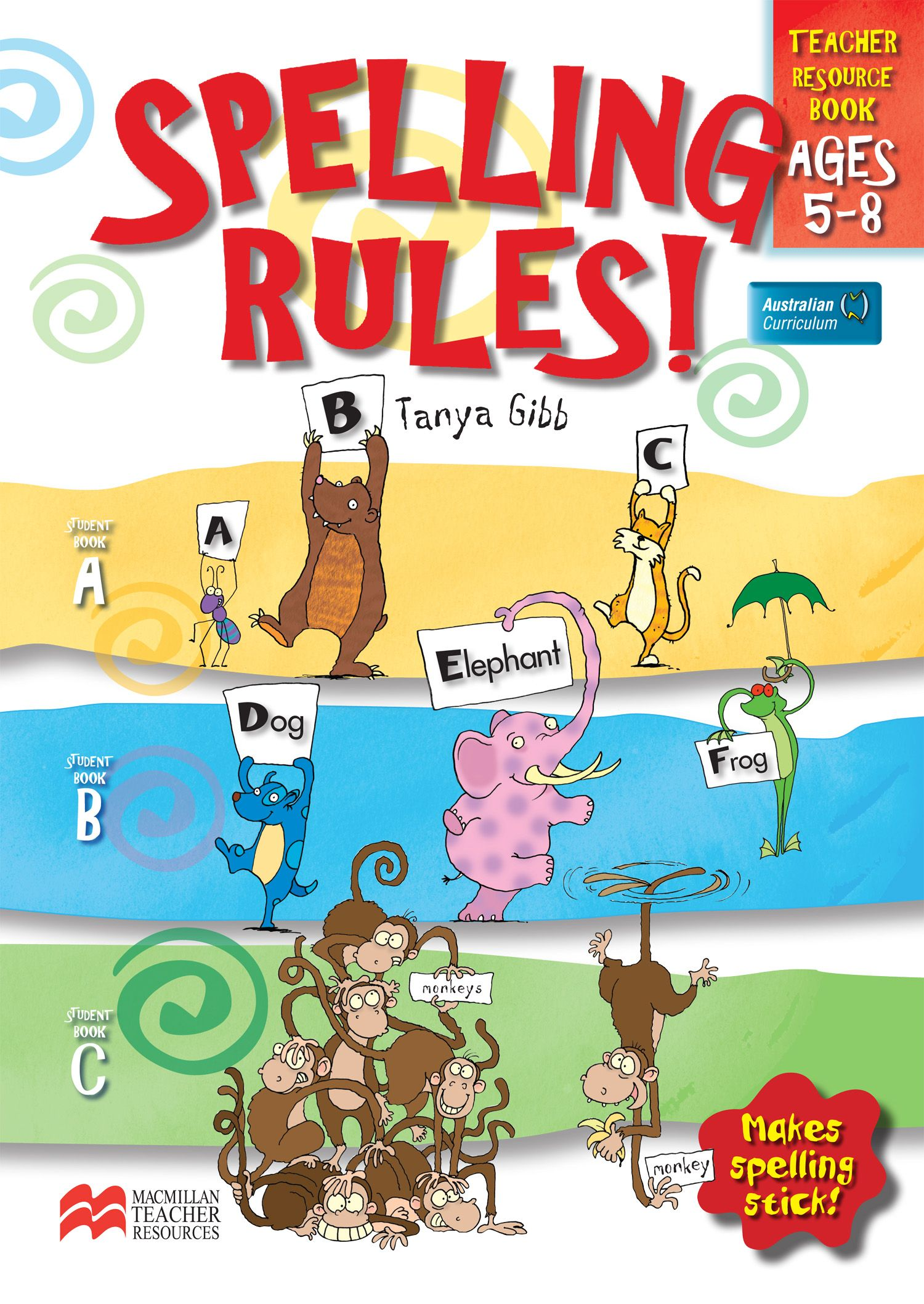 Spelling Rules! is awhole-school spelling program that helps every student…