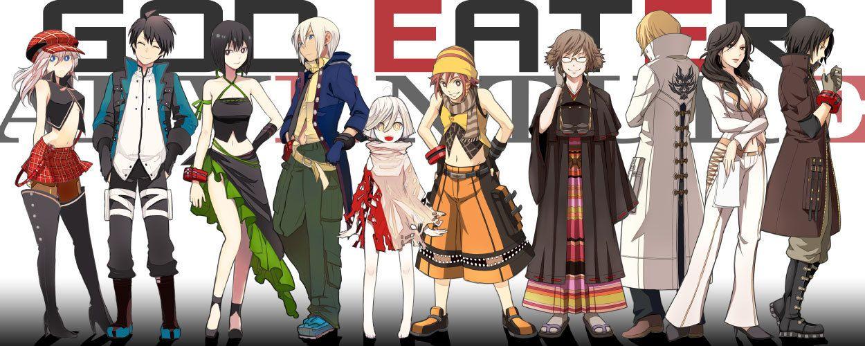 God Eater Ryūichi Kijima im Cast dabei, OLDCODEX steuern