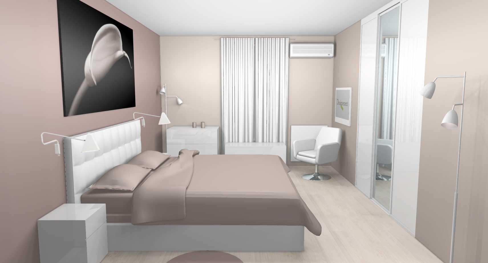 Awesome Deco Chambre Taupe Et Blanc That You Must Know You Re In